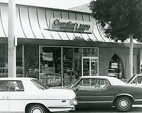 1977 Chavalier's Bookstore on Larchmont Blvd.