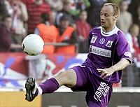 ◊Copyright:<br />GEPA pictures<br />◊Photographer:<br />Wolfgang Grebien<br />◊Name:<br />Rushfeldt<br />◊Rubric:<br />Sport<br />◊Type:<br />Fussball<br />◊Event:<br />T-Mobile Bundesliga, GAK Graz vs Austria Magna Wien<br />◊Site:<br />Graz, Austria<br />◊Date:<br />08/05/05<br />◊Description:<br />Sigurd Rushfeldt (A.Wien)<br />◊Archive:<br />DCSWG-0805054109<br />◊RegDate:<br />08.05.2005<br />◊Note:<br />10 MB - TM/BK - Nutzungshinweis: Es gelten unsere Allgemeinen Geschaeftsbedingungen (AGB) bzw. Sondervereinbarungen in schriftlicher Form. Die AGB finden Sie auf www.GEPA-pictures.com. Use of pictures only according to written agreements or to our business terms as shown on our website www.GEPA-pictures.com