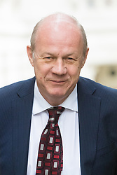 Downing Street, London, October 25th 2016. Work and Pensions Secretary Damian Green arrives at 10 Downing Street for the weekly cabinet following a Heathrow Third Runway Sub-Committee meeting at the same venue.