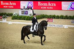 Gal Edward, (NED), Glock's Undercover<br /> Reem Acra FEI World Cup™ Dressage Final<br /> Las Vegas 2015<br />  © Hippo Foto - Dirk Caremans<br /> 17/04/15