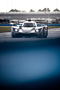 January 30-31, 2021. IMSA Weathertech Series. Rolex Daytona 24h:  #01 Cadillac Chip Ganassi Racing, Renger van der Zande, Scott Dixon, Kevin Magnussen
