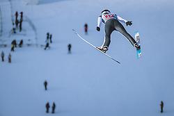 01.01.2021, Olympiaschanze, Garmisch Partenkirchen, GER, FIS Weltcup Skisprung, Vierschanzentournee, Garmisch Partenkirchen, Einzelbewerb, Herren, im Bild Mackenzie Boyd Clowes (CAN) // Mackenzie Boyd Clowes of Canada during the men's individual competition for the Four Hills Tournament of FIS Ski Jumping World Cup at the Olympiaschanze in Garmisch Partenkirchen, Germany on 2021/01/01. EXPA Pictures © 2020, PhotoCredit: EXPA/ JFK