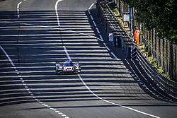 June 4, 2017 - Le Mans, France - 1 PORSCHE LMP TEAM (DEU) PORSCHE 919 HYBRID LMP1 NEEL JANI (CHE) ANDRE LOTTERER (DEU) NICK TANDY  (Credit Image: © Panoramic via ZUMA Press)