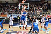DESCRIZIONE : Cantu, Lega A 2015-16 Acqua Vitasnella Cantu' Enel Brindisi<br /> GIOCATORE : Djordje Gagic<br /> CATEGORIA : Inizio<br /> SQUADRA : Enel Brindisi<br /> EVENTO : Campionato Lega A 2015-2016<br /> GARA : Acqua Vitasnella Cantu' Enel Brindisi<br /> DATA : 31/10/2015<br /> SPORT : Pallacanestro <br /> AUTORE : Agenzia Ciamillo-Castoria/I.Mancini<br /> Galleria : Lega Basket A 2015-2016  <br /> Fotonotizia : Cantu'  Lega A 2015-16 Acqua Vitasnella Cantu'  Enel Brindisi<br /> Predefinita :