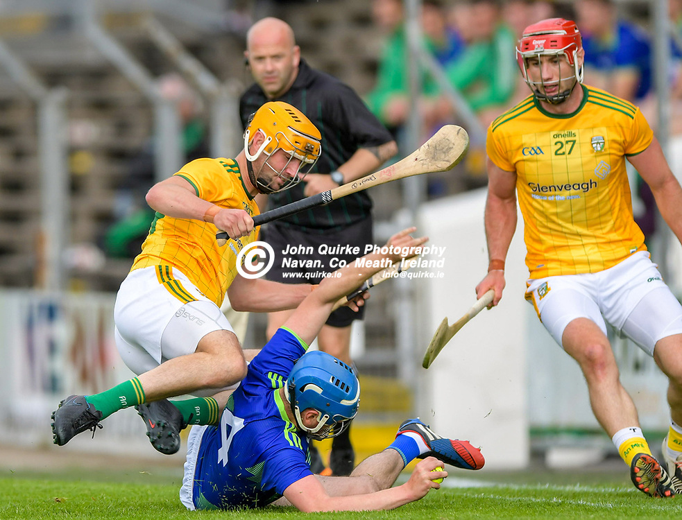 Tomas O'Connor,  in action for Kerry,  during the Meath v Kerry,  Joe McDonagh Cup match at Pairc Tailteann, Navan.<br /> <br /> Photo: GERRY SHANAHAN-WWW.QUIRKE.IE<br /> <br /> 10-07-2021
