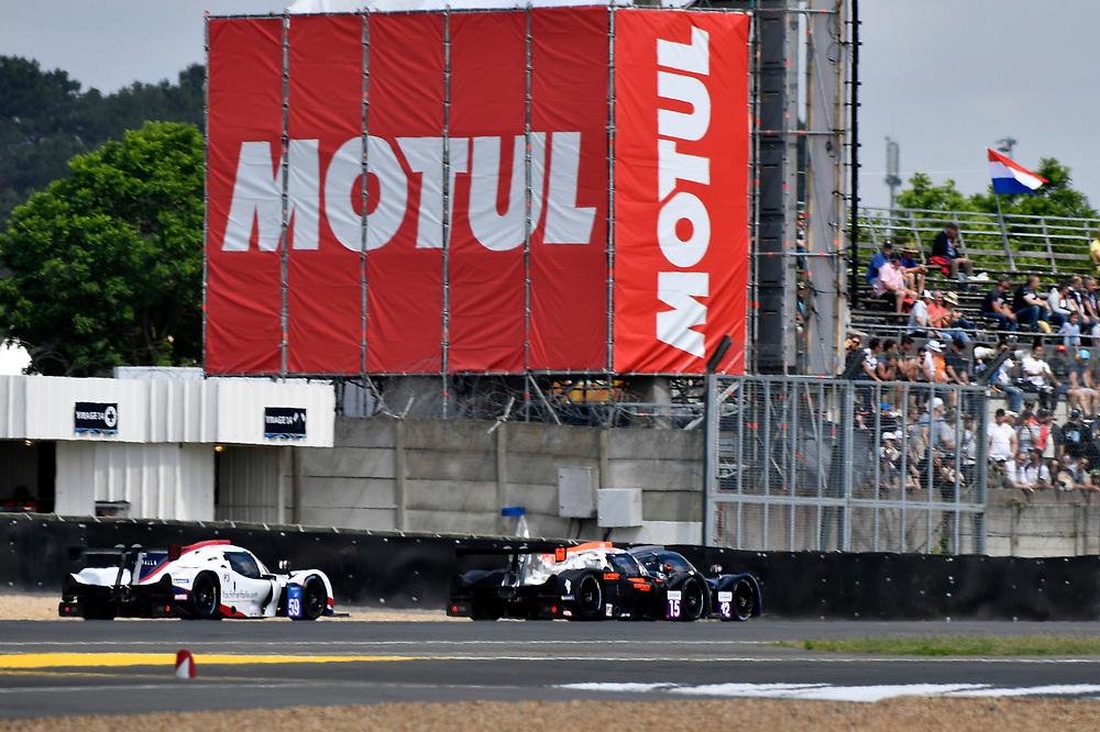 LMP3<br /> Saturday 16 June 2018<br /> 24 Hours of Le Mans<br /> 2018 24 Hours of Le Mans<br /> Circuit de la Sarthe  FR<br /> World Copyright: Scott R LePage