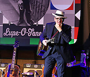 Elvis Costello at the Dome, Brighton & Hove, United Kingdom on 2 June 2015. Photo by Phil Duncan.
