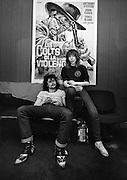 Motorhead and Girlschool tour - France 1987