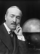 Arnold Henry Savage Landor, explorer, painter, writer and anthropologist,  England, 1916