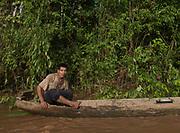 Julio Levo fishing.
