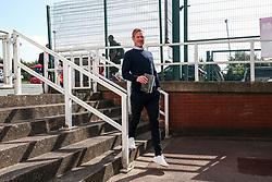 Bristol City head coach Dean Holden arrives - Rogan/JMP - 20/09/2020 - Bet365 Stadium - Stoke, England - Stoke City v Bristol City - Sky Bet Championship.