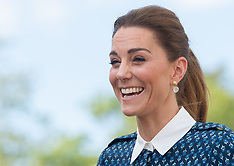 William and Kate attend the NHS birthday celebrations - 5 July 2020