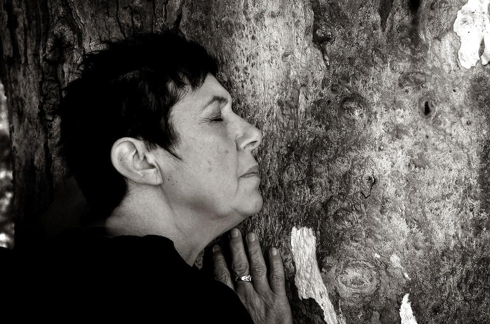 Carolyn Briggs, Boonwurrung elder, Ngargee Tree, St Kilda