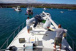 Loading Small Boat, Santa Cruz Island