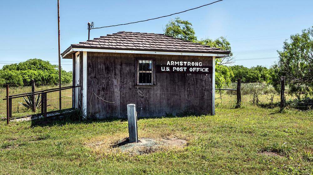Armstrong U.S. Post Office, Armstrong, Texas, USA