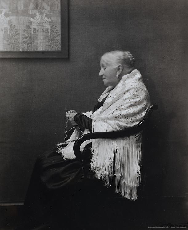 Martha O'Connor, (née Horsfield), Lady Hartley, England, UK, 1922