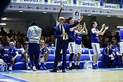 Vitucci Francesco<br /> Happy Casa Brindisi - AX Armani Exchange Milano<br /> Campionato Legabasket 2018/2019 - LBA<br /> Brindisi 20/01/18<br /> Ciamillo - Castoria // Foto Vincenzo Delnegro