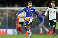 Eden Hazard of Chelsea in action. Premier league match, Chelsea v Tottenham Hotspur at Stamford Bridge in London on Saturday 26th November 2016.<br /> pic by John Patrick Fletcher, Andrew Orchard sports photography.