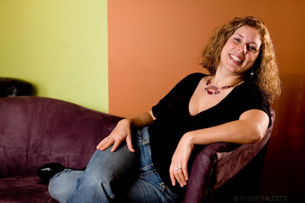CONNECTICUT- DECEMBER 2009: Recording artist Bonnie Lee Panda. (Photo by Robert Falcetti) . .