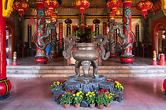 Eng An Kiong Temple. Malang, East Java