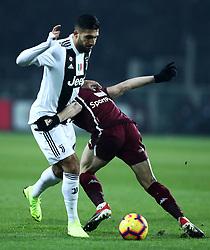 December 15, 2018 - Turin, Italy - Torino Fc V Fc Juventus - Serie A..Emre Can of Juventus at Stadio Olimpico Grande Torino in Turin, Italy on December 15, 2018. (Credit Image: © Matteo Ciambelli/NurPhoto via ZUMA Press)