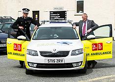Chief Constable thanks air ambulance crew |  Perth | 16 May 2016