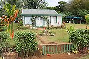 Tonga house