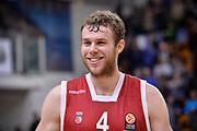 DESCRIZIONE : Eurolega Euroleague 2015/16 Group D Dinamo Banco di Sardegna Sassari - Brose Basket Bamberg<br /> GIOCATORE : Nicolo Melli<br /> CATEGORIA : Ritratto Esultanza Postgame<br /> SQUADRA : Brose Basket Bamberg<br /> EVENTO : Eurolega Euroleague 2015/2016<br /> GARA : Dinamo Banco di Sardegna Sassari - Brose Basket Bamberg<br /> DATA : 13/11/2015<br /> SPORT : Pallacanestro <br /> AUTORE : Agenzia Ciamillo-Castoria/L.Canu