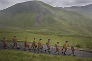 on Snowdon, North Wales / Jeremy Deller / NTW / 14-18 NOW