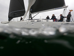 Day 2 Scottish Series, SAILING, Scotland.<br /> <br /> Jings, J109, 8543R, CCC <br /> <br /> The Scottish Series, hosted by the Clyde Cruising Club is an annual series of races for sailing yachts held each spring. Normally held in Loch Fyne the event moved to three Clyde locations due to current restrictions. <br /> <br /> Light winds did not deter the racing taking place at East Patch, Inverkip and off Largs over the bank holiday weekend 28-30 May. <br /> <br /> Image Credit : Marc Turner / CCC