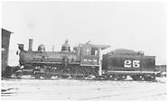 RD159 RGS Locomotive No. 25