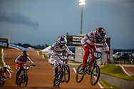 #1 (WILLOUGHBY Alise) USA [GW, TLD, Toyota] at Round 8 of the 2019 UCI BMX Supercross World Cup in Rock Hill, USA