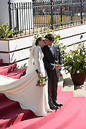 110615 Eva Gonzalez and Cayetano Rivera Wedding 2