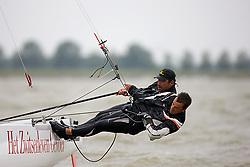08_004164 © Sander van der Borch. Medemblik - The Netherlands,  May 25th 2008 . Final day of the Delta Lloyd Regatta 2008.