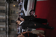 Sharon Osbourne and Jack Osbourne, The 7th GQ Man of the Year Awards, Royal Opera House. 7 September 2004. In association with Armani Mania. SUPPLIED FOR ONE-TIME USE ONLY-DO NOT ARCHIVE. © Copyright Photograph by Dafydd Jones 66 Stockwell Park Rd. London SW9 0DA Tel 020 7733 0108 www.dafjones.com