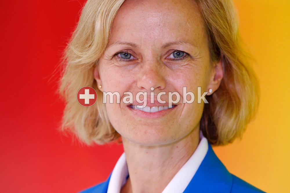 Dr. Margo Lynn Mountjoy - chairman of FINA Sports Medicine - SMC - is pictured during a photo call held at the National Aquatics Center (Water Cube) at the Beijing 2008 Olympic Games in Beijing, China, Monday, Aug. 11, 2008. (Photo by Patrick B. Kraemer / MAGICPBK)
