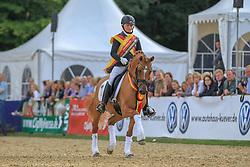 , Warendorf - Bundeschampionate 29.08. - 02.09.2012, Dimension AT - Hartmann-Stommel, Wibke - Championatssieger