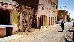Street scene in Tagounite, Morocco<br /> <br /> (c) Andrew Wilson | Edinburgh Elite media