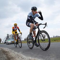 07-03-2020: Wielrennen: Ronde van Groningen: Usquert <br />Lars Loohuis