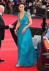 Duchess of Cambridge at Olympics Gala