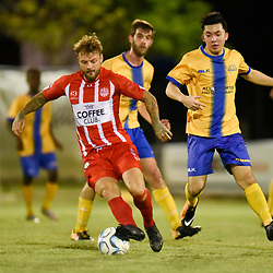 5th May 2018 - FFA Cup Fifth Round: Olympic FC v Centenary Stormers