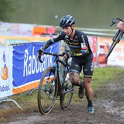 11-10-2020: Wielrennen: Superprestige: Gieten<br /> <br />Lars van der Haar