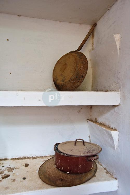 Casa de labor abandonada. Almansa. Albacete ©ANTONIO REAL HURTADO / PILAR REVILLA