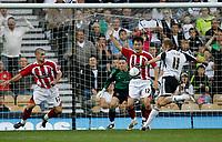 Photo: Steve Bond/Richard Lane Photography. Derby County v Sheffield United. Coca-Cola Championship. 13/09/2008. Rob Hulse (11) shoots to score