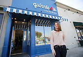 Maire Byrne, founder of Quinnie & B