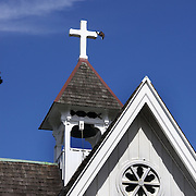 St Stephen's Chapel, Judges Bay, Parnell  New Zealand,  4th November 2010 Photo Tim Clayton