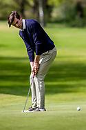11-05-2019 Foto's NGF competitie hoofdklasse poule H1, gespeeld op Drentse Golfclub De Gelpenberg in Aalden. Foursomes:   Princenbosch 1 - Nick Cornnielje