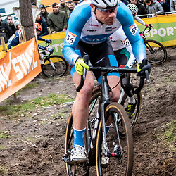 26-12-2019: Cycling: CX Worldcup: Heusden-Zolder: Simon Zahner