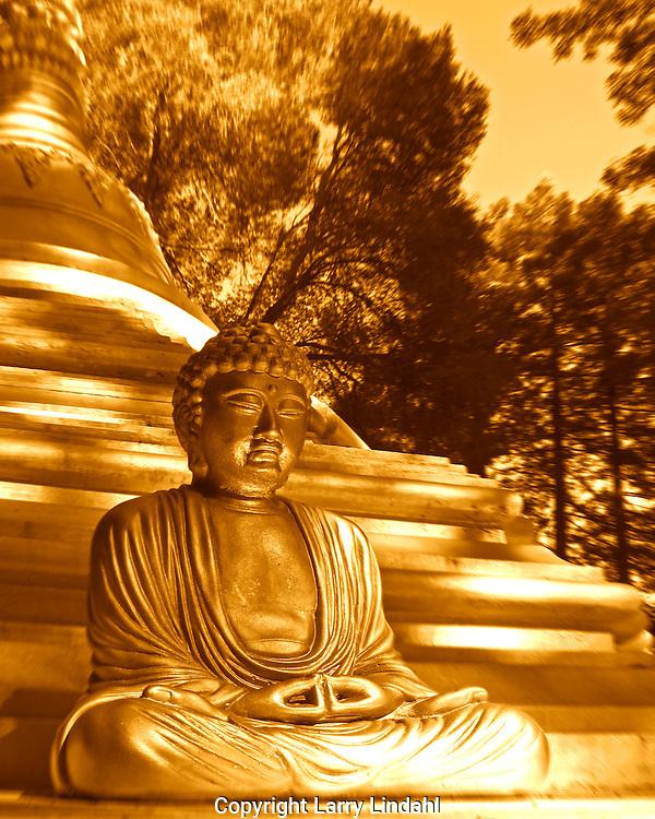 Buddah statue Northern California