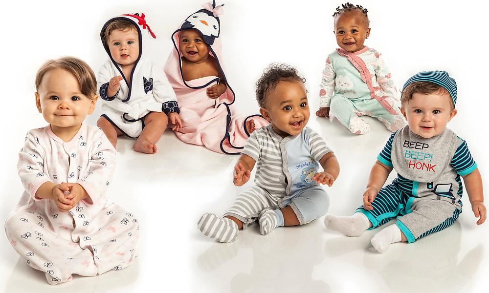 Baby's Fashion Photo shoot